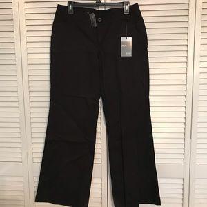 Women's Black wide leg pants